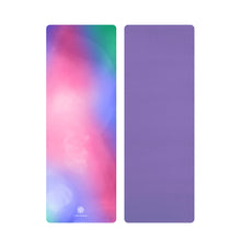 Load image into Gallery viewer, Life Energy Hatha 6mm Reversible Double Sided Yoga Mat, 6mm - Pure Fun