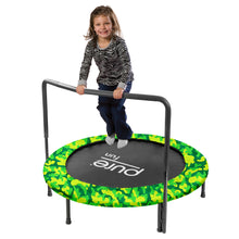 Load image into Gallery viewer, Pure Fun 48-inch Super Jumper Kids Trampoline - Camo - Pure Fun