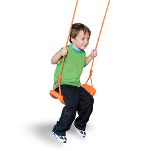 Pure Fun Adjustable Toddler Swing Seat, ages 3 to 7 - Pure Fun