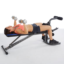 Load image into Gallery viewer, Pure Fitness Adjustable FID Weight Bench - Pure Fun
