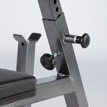 Load image into Gallery viewer, Pure Fitness Portable Preacher Curl Bench, Weight Bench - Pure Fun