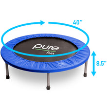 Load image into Gallery viewer, Pure Fun Exercise Trampoline, 40-inch - Pure Fun