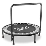 Kids Trampoline with Handrail, Monster Jumper, 36-inch - Pure Fun