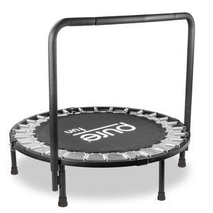 Pure Fun 36-inch Monster Plush Jumper Trampoline with Handrail - Pure Fun