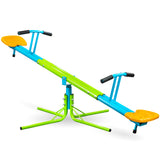 Pure Fun Heavy Duty 360 Kids  Swivel Seesaw - Pure Fun