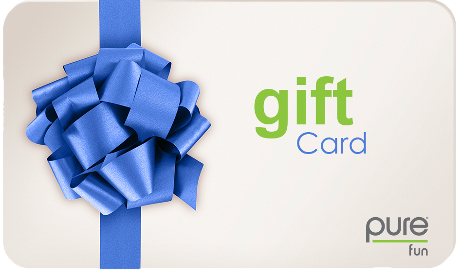 Gift Card - Pure Fun