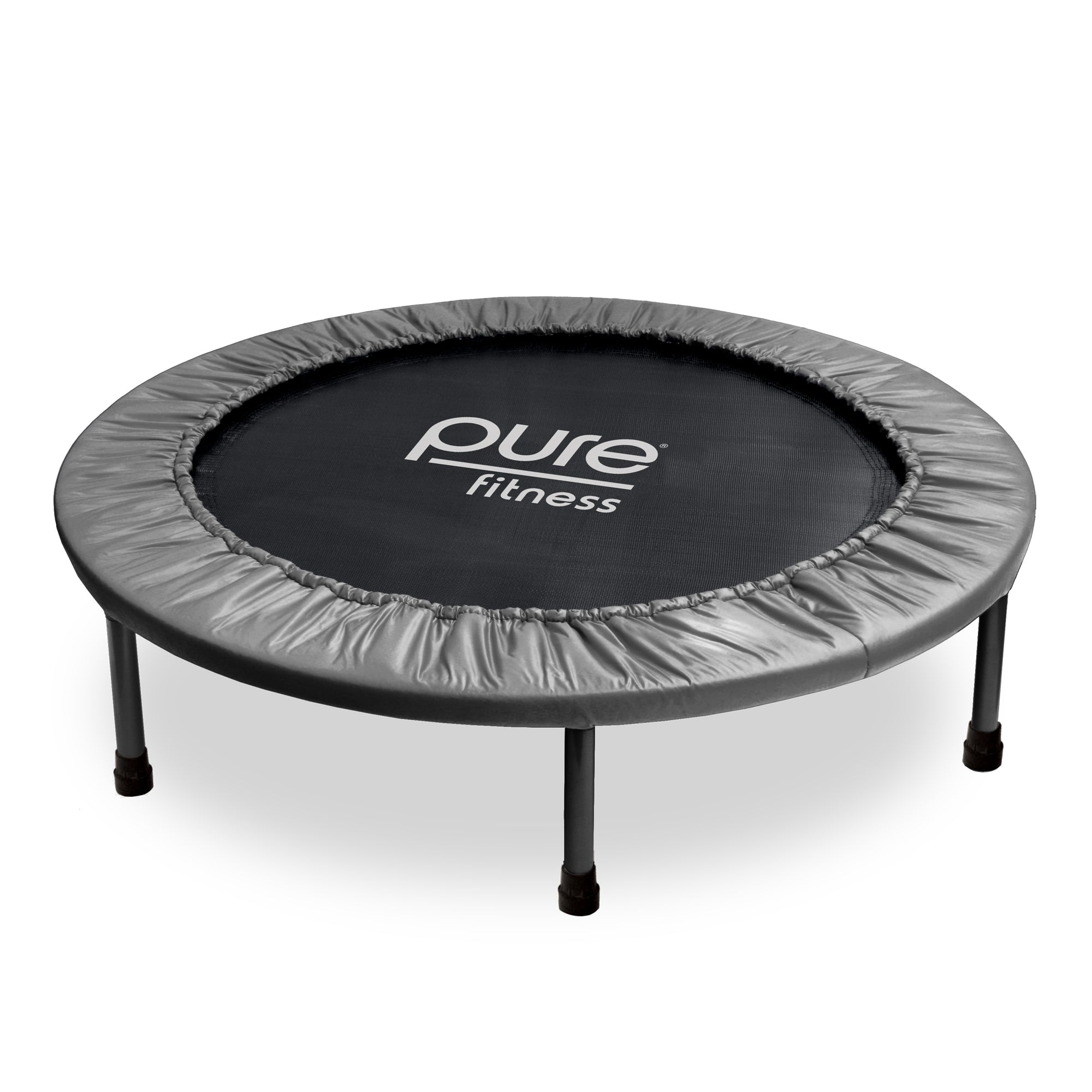 Pure Fitness Exercise Trampoline, 38-inch