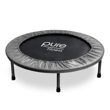 Load image into Gallery viewer, Pure Fitness 38- Inch Exercise Trampoline, Rebounder - Pure Fun
