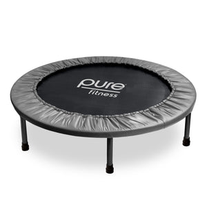 Pure Fitness Exercise Trampoline, 38-inch - Pure Fun