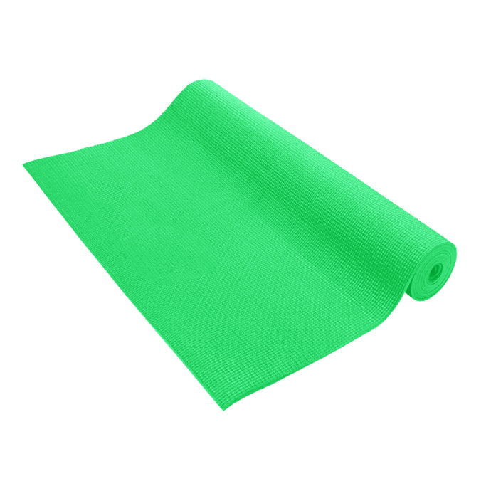 Pure Fitness 3mm Non-Slip Yoga Mat - Pure Fun