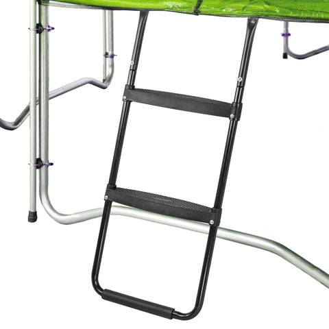 Pure Fun 39-inch 2-Step Universal Trampoline Ladder - Pure Fun