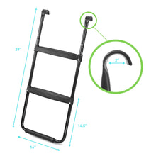 Load image into Gallery viewer, Pure Fun DuraBounce 2 Step Universal Trampoline Ladder - Pure Fun