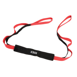 Pure Fitness Yoga Strap Stretch Assistance Strap - Pure Fun