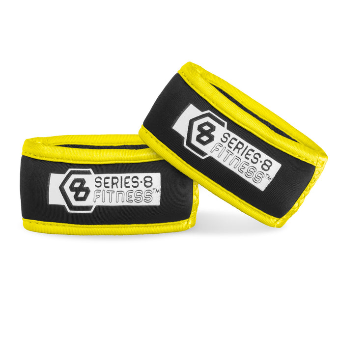 Pure FItness Neoprene Wrist Weights Pair, 0.50 lb ea - Pure Fun