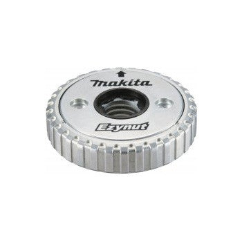MAKITA EZYNUT TOOL-LESS LOCK NUT M14 x 2mm - 180 / 230mm GRINDERS 195354-9