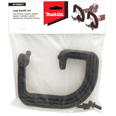 MAKITA LOOP HANDLE SET - PC5010C / GA5040 / GA5040C / GA5041C / GA4040C / GA4540C AND DGA500 SERIES KIT-458690-7