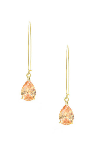 Jezebel Jewel Drop Earrings