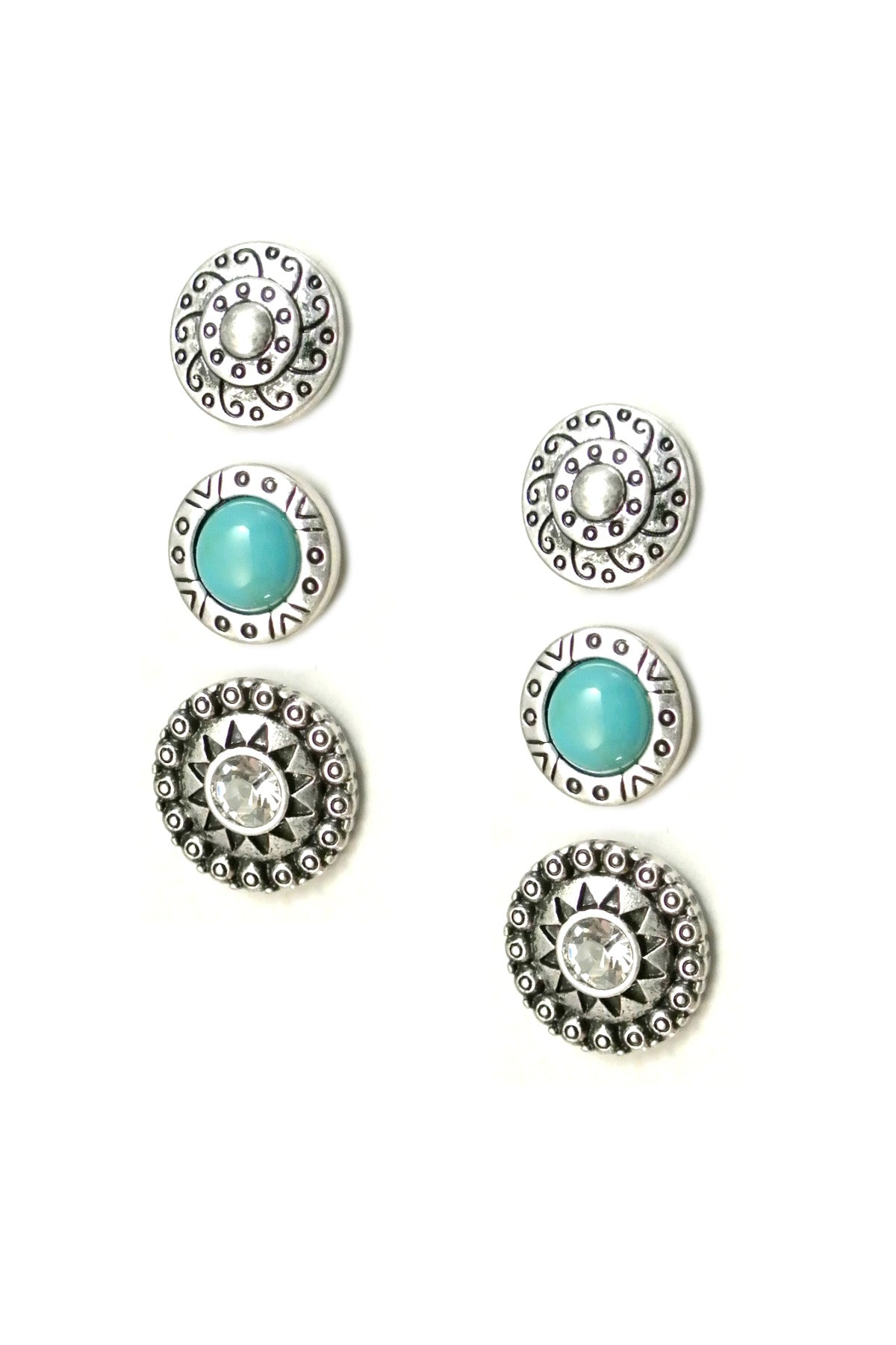 Boho Chic Earring Set