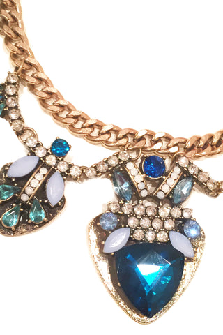 Gem of the Sea Necklace Set