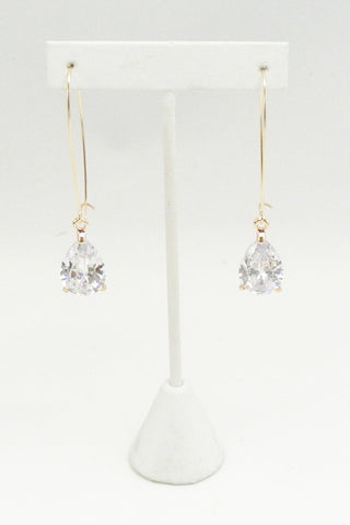 Caroline Jewel Drop Earrings