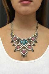 Queen of the Night Necklace