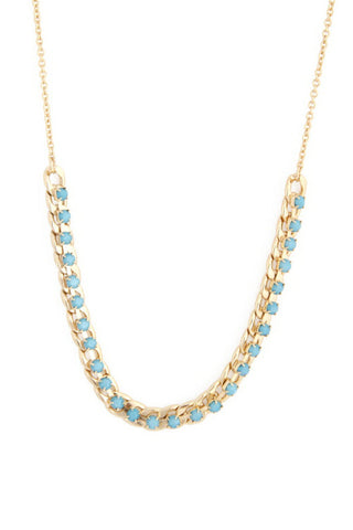 Color Pop Chain Necklace