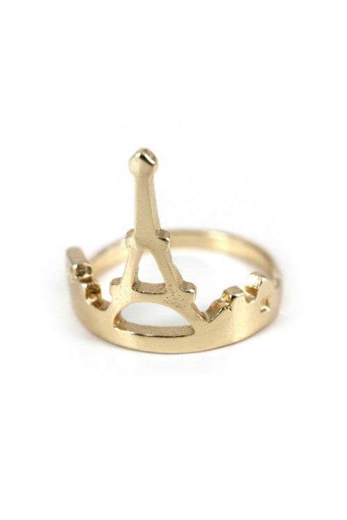 When In Paris Ring