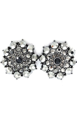 Midnight Galaxy Stud Earrings