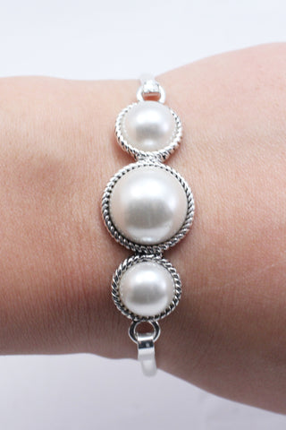 Dainty Luna Bangle
