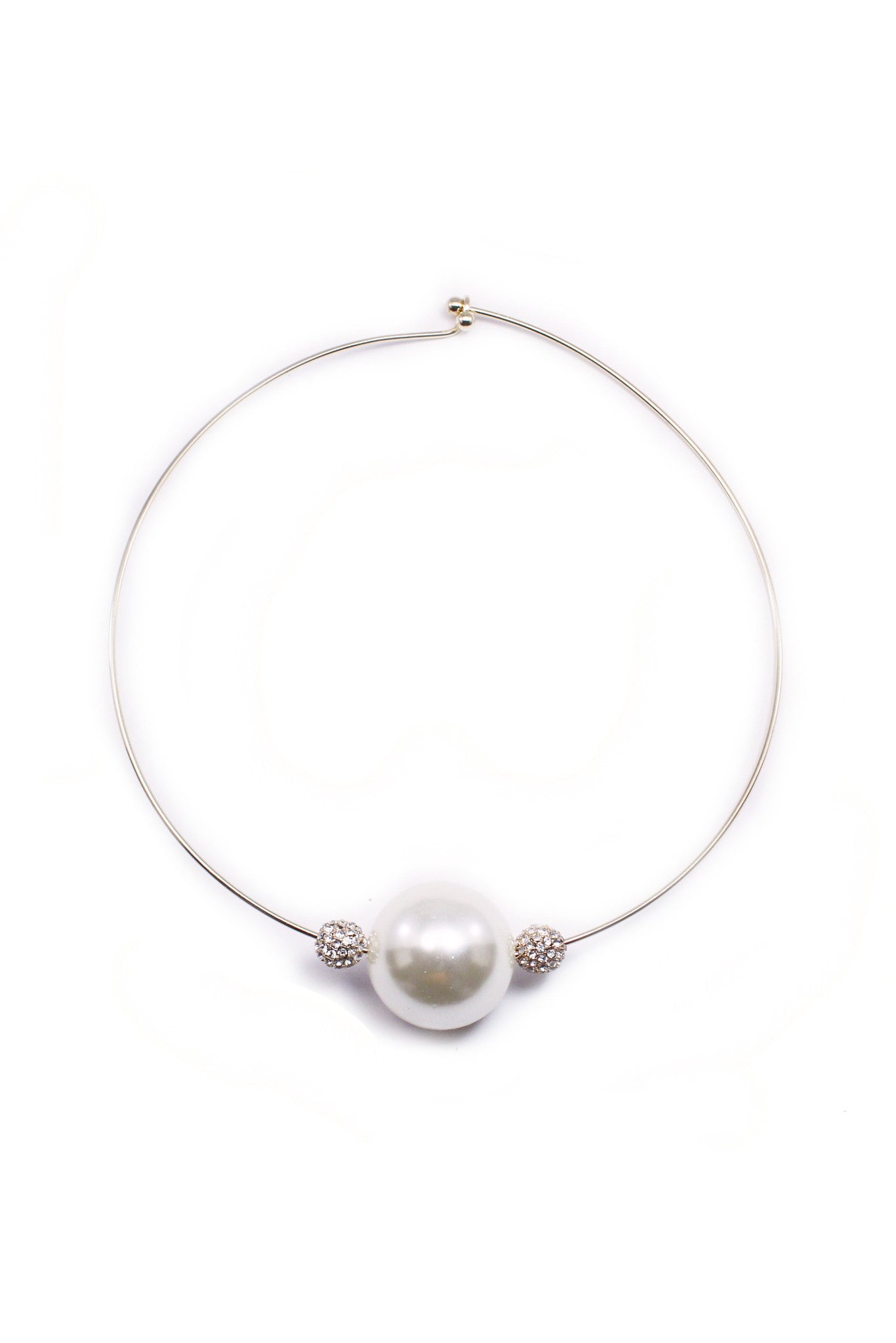 Dauntless Pearl Choker