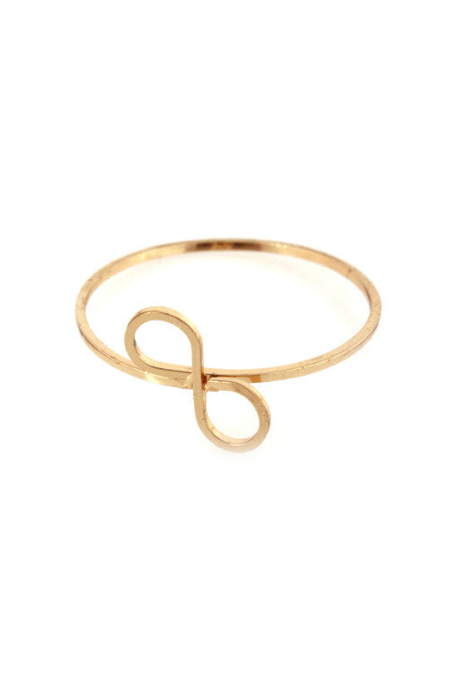Ribbon of Infinity Ring