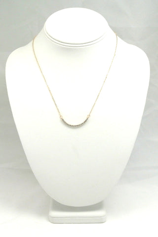 U Line Necklace