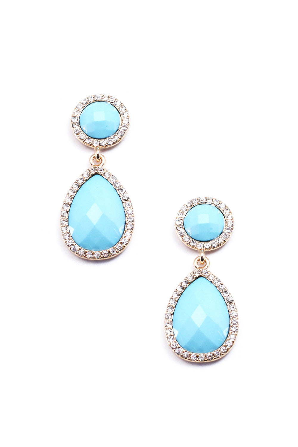 Baby Blue Pastel Drops