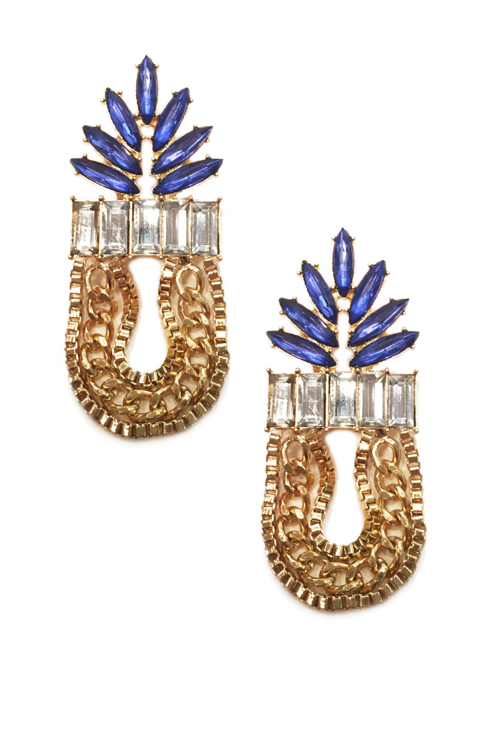 Talulah Chain Earrings
