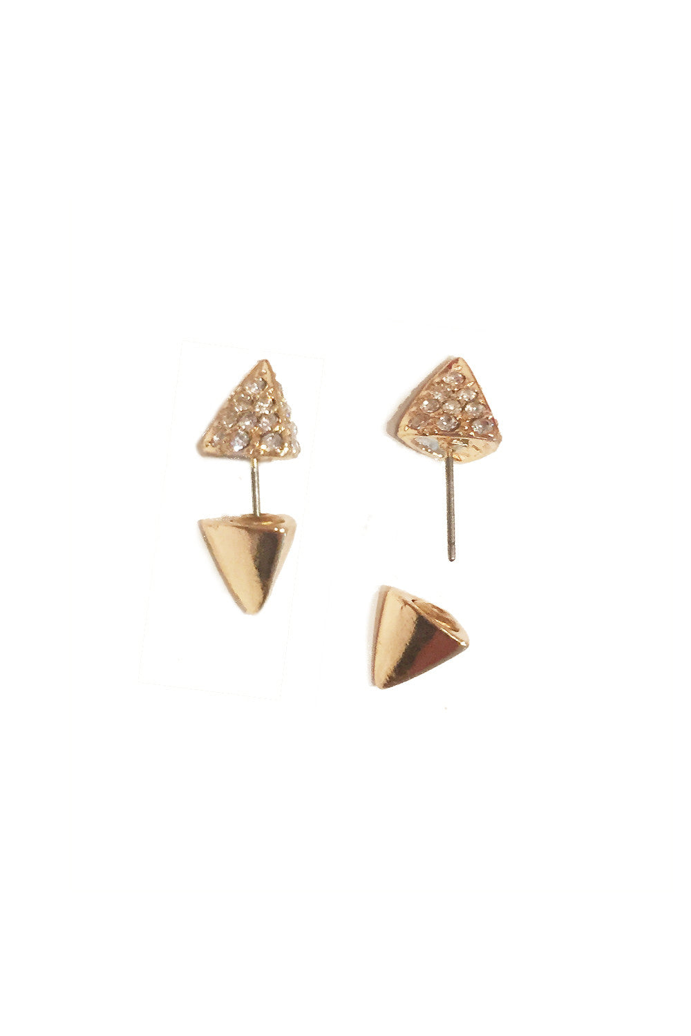 Harlow Double Sided Spikes