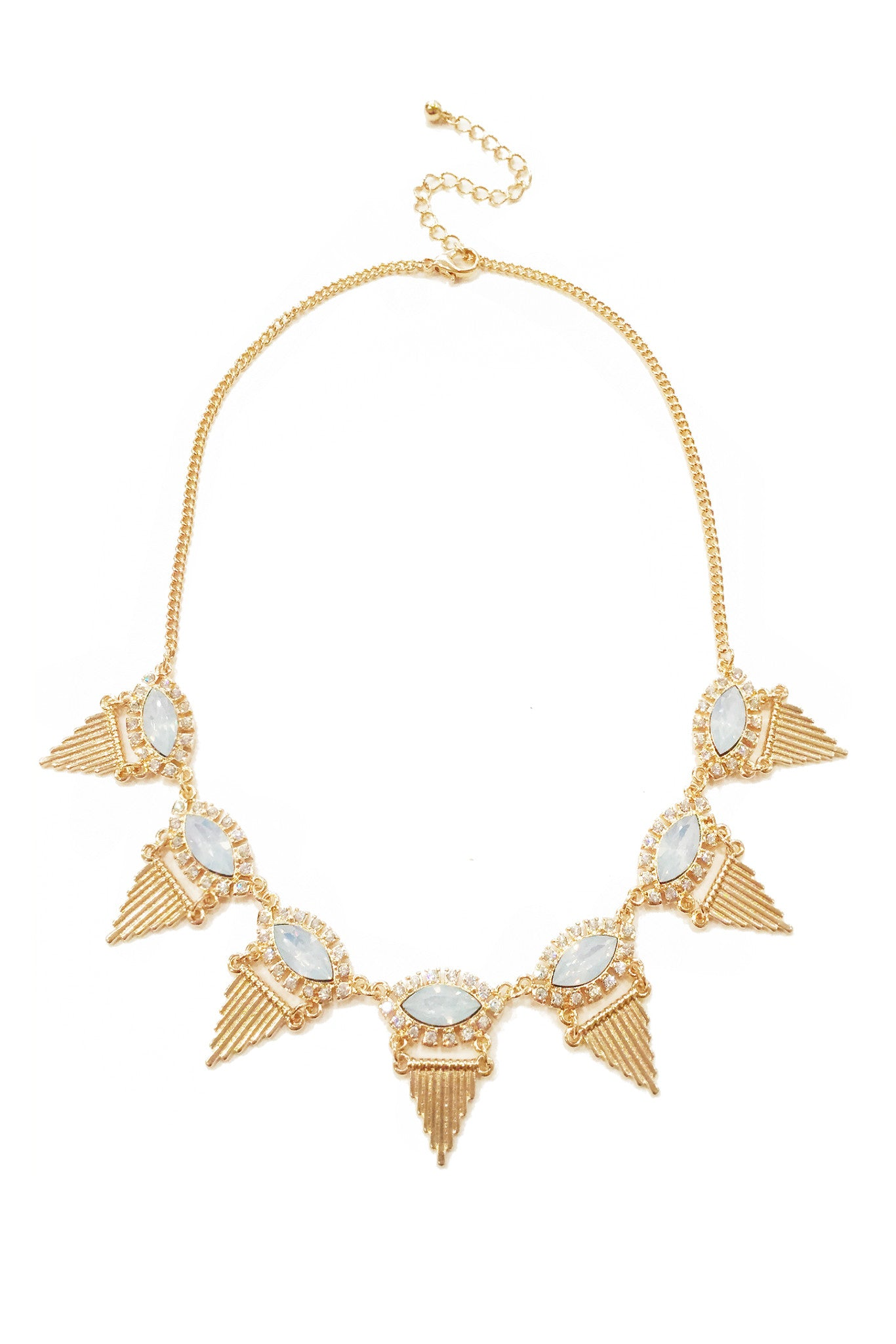 Cairo Triangular Necklace