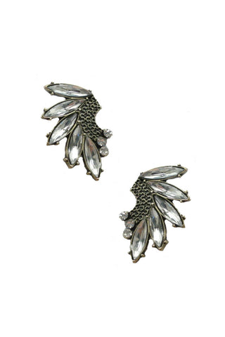 Native Feather Studs