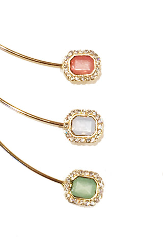 Bella Pastel Gem Collar