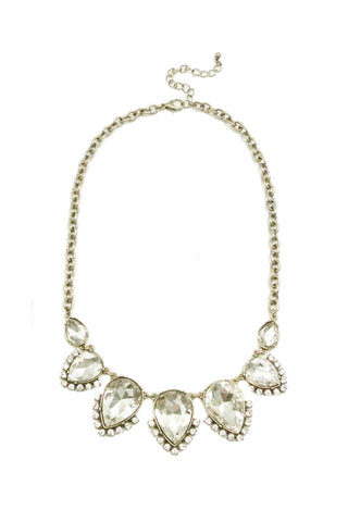 Karina Teardrop Necklace