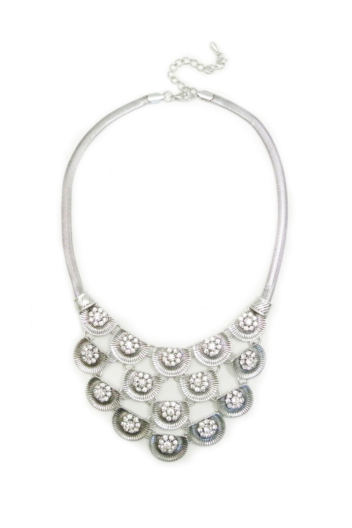 Isabella Layered Shell Necklace