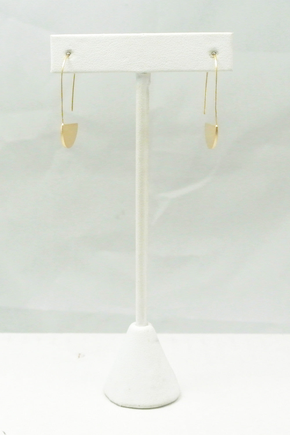Gold Safety Pin Drops