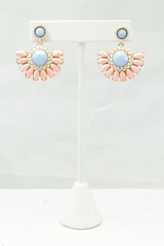 Clara Fan Earrings