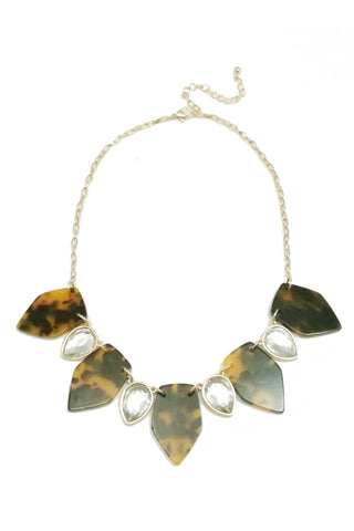 Tortoise Telluride Necklace
