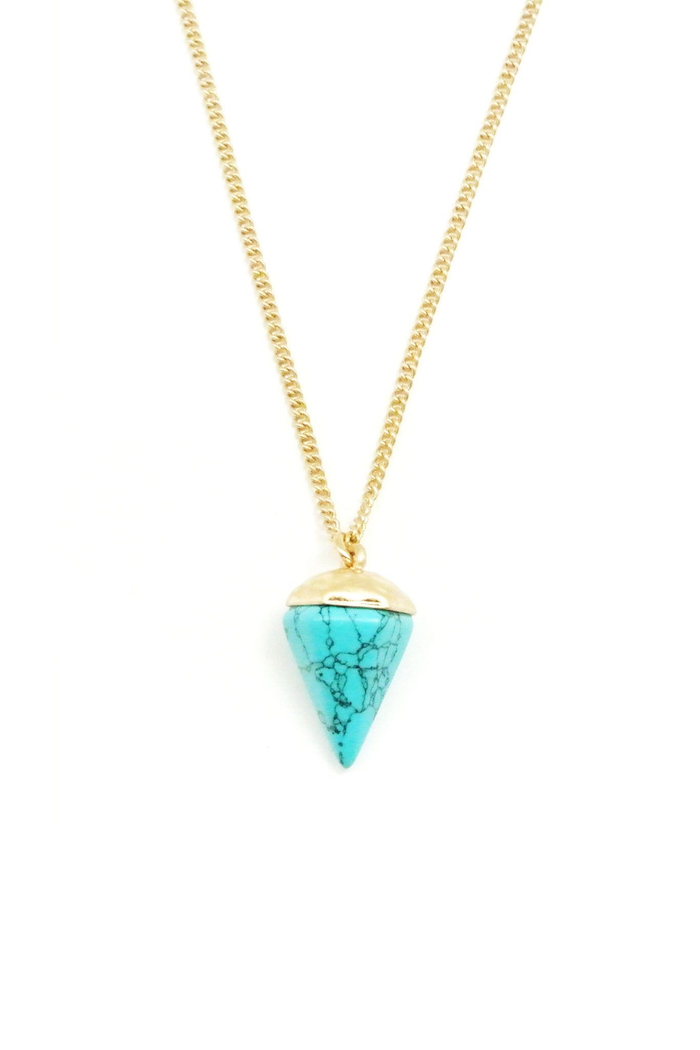 Truly Turquoise Necklace