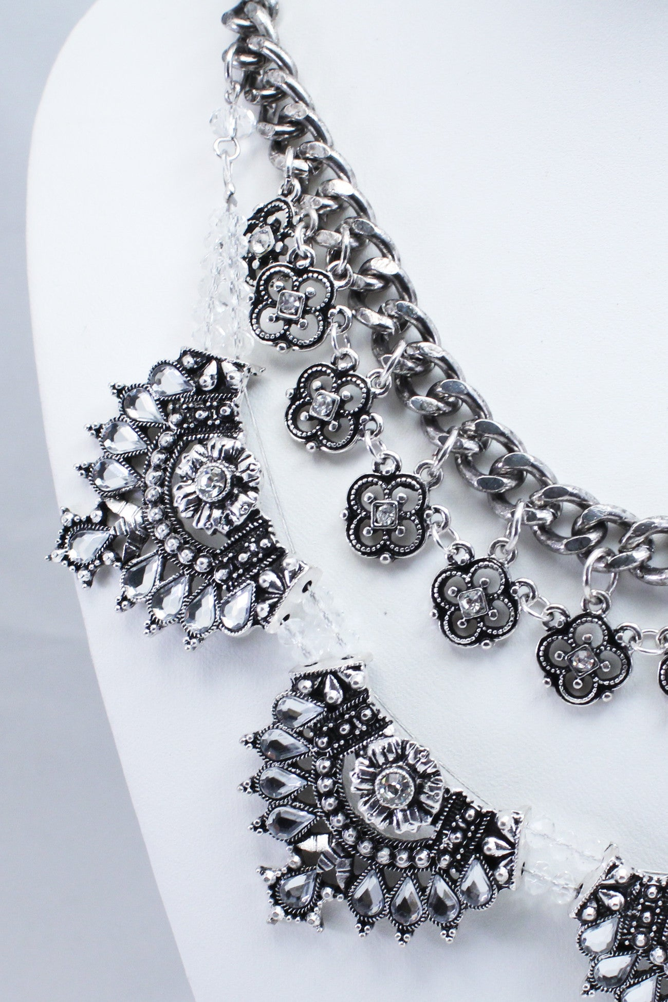 Crystal Ella Necklace