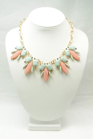 Garden Party Necklace Set