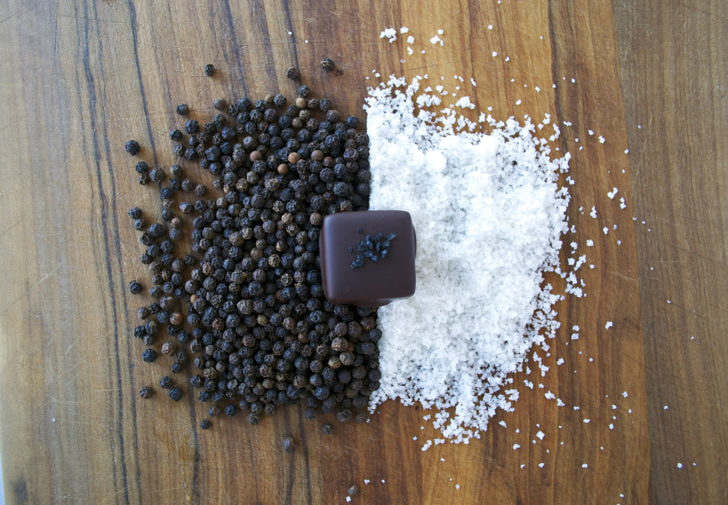 Salt and Pepper Caramel
