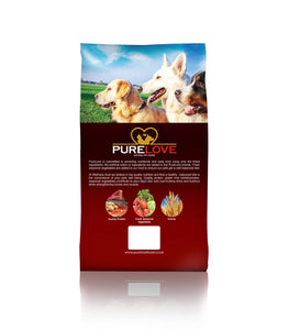 PureLove Premium Grilled Beef Steak 500 G Human Grade Low in Gluten