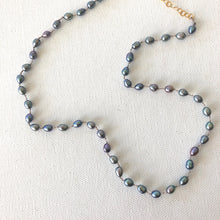 Load image into Gallery viewer, Knotted Freshwater Pearl Necklaces ~ 5 STYLES !