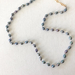 Knotted Freshwater Pearl Necklaces ~ 5 STYLES !